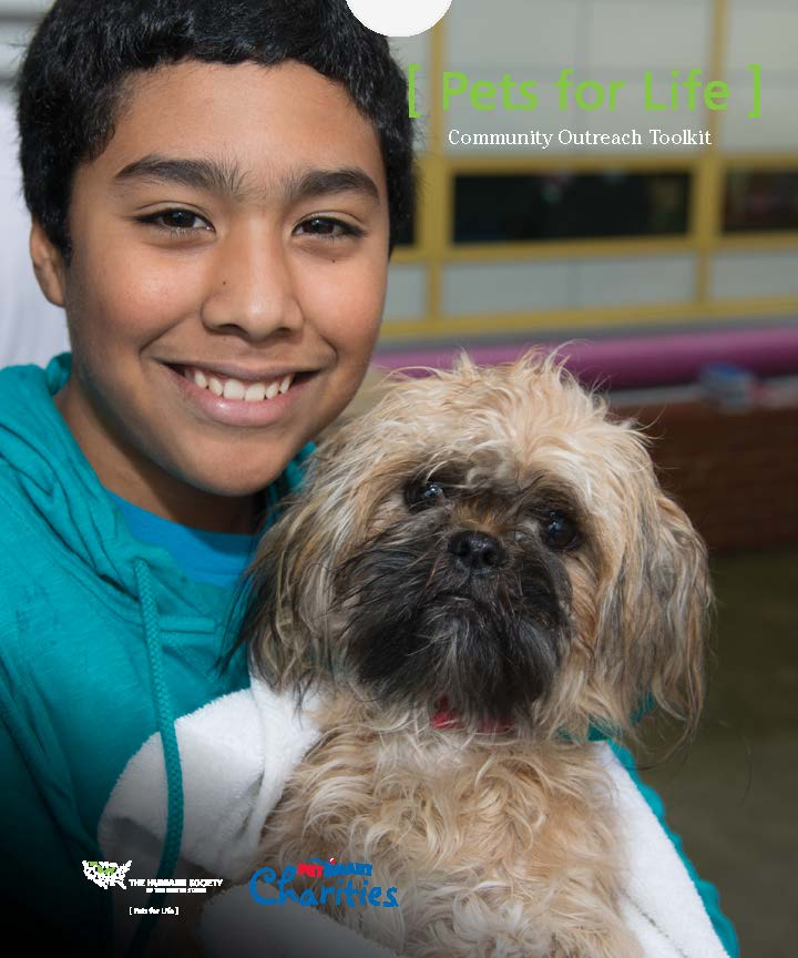 Pets for Life Toolkit Cover