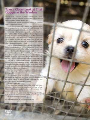Animal Sheltering magazine