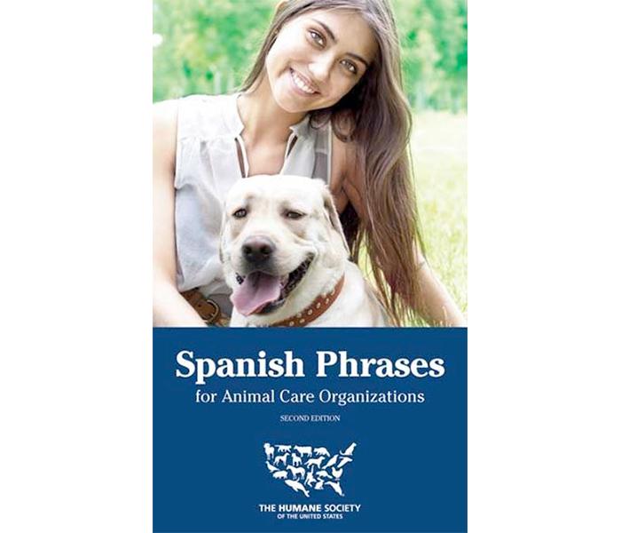 Spanish Phrases for Animal Care Organizations