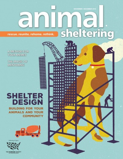 Animal Sheltering Magazine November/December 2014