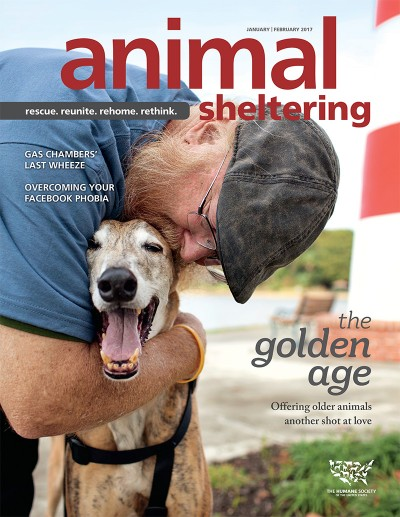 Animal Sheltering magazine January/Febraury 2017