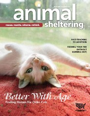 Animal Sheltering Magazine November/December 2012