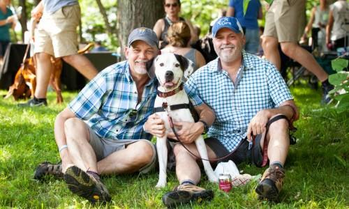 Barks & Brews raises around $32,000 for Dakin Humane Society in Springfield, Massachusetts, each year.