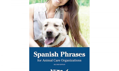 Spanish Phrases for Animal Care Organizations